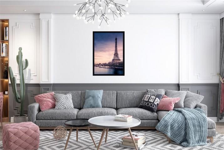 Plakat Eiffel tower 61047 - 1