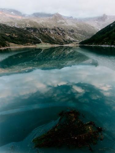 Plakat górskie jezioro 61228 - 1