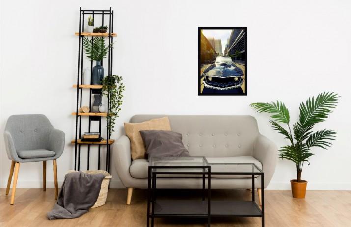 Plakat Auto samochód  610930 - 1