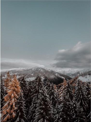 Plakat góry 61219 - 1
