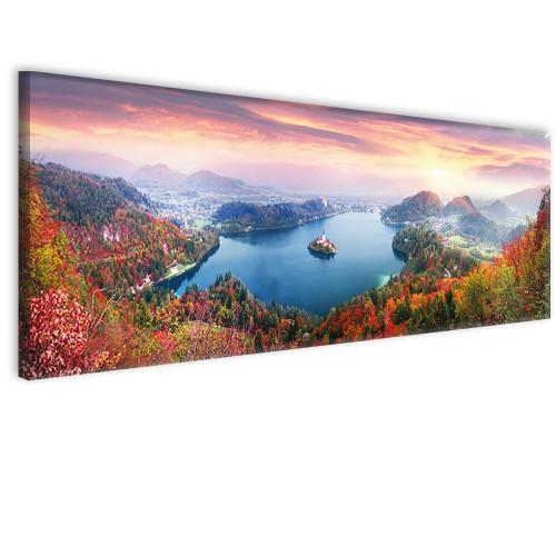 Obraz na ścianę do sypialni salonu kolorowy krajobraz  41273 - 1