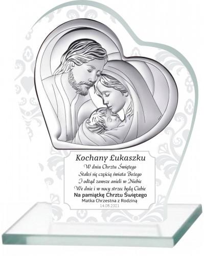 Statuetka Chrzest Święty prezent pamiątka 66057 - 1