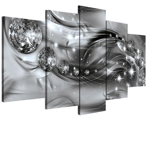 Obrazy na ścianę 5 częściowy 41454 diamenty 3d - 1