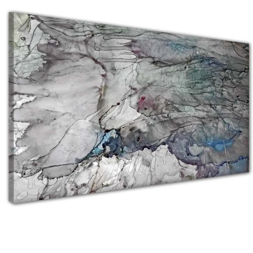 Obraz na ścianę do sypialni salonu abstrakcja  41384 - 1