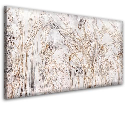 Obraz na ścianę do sypialni salonu natura kwiaty  41429 - 1