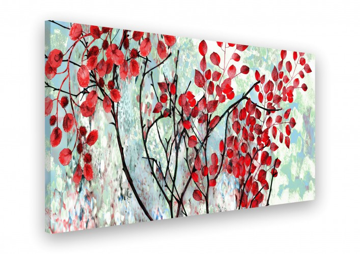 Obraz na ścianę do sypialni jesienne drzewo 20202 - 1