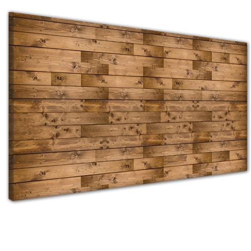 Obraz na ścianę do sypialni salonu drewno 41358 - 1