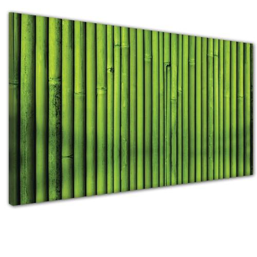Obraz na ścianę do sypialni salonu bambus 41357 - 1