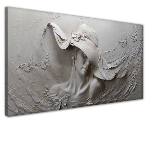 Obraz na ścianę do sypialni salonu kobieta  41383 - 1