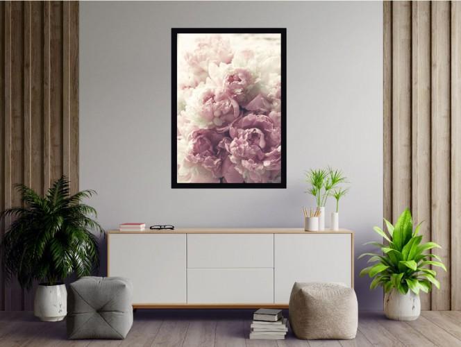 Plakat Subtelne, piękne kwiaty 61129 - 1