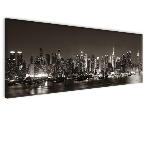 Obraz na ścianę do sypialni salonu miasto  41281 - 1