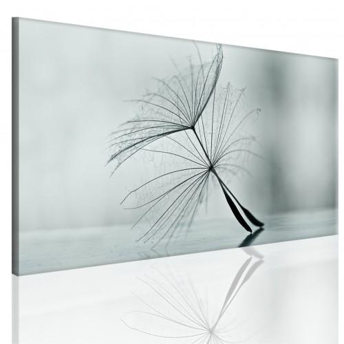 Obraz na ramie płótno canvas- pejzaż, minimalizm  15094 - 1
