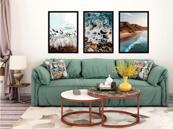 Zestaw trzech plakatów TURKUS KP008 - 1