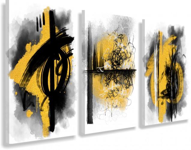 Obrazy na ścianę sypialni, salonu 20220 abstrakcja - 1