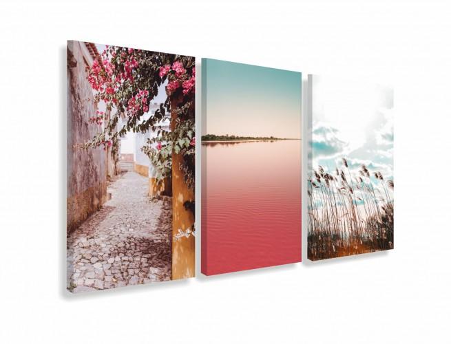 Obrazy na ścianę do salonu sypialni 19008 widok morze - 1