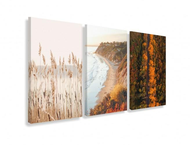 Obrazy na ścianę do salonu sypialni 19004 morze widok pejzaż - 1